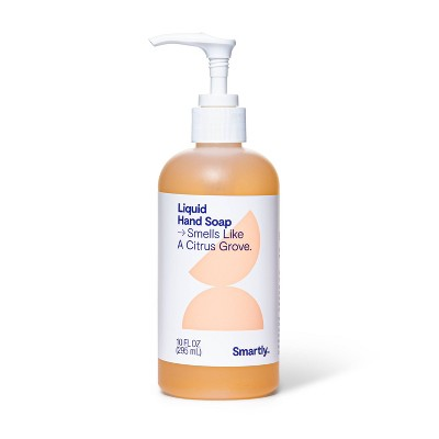 Citrus Grove Liquid Hand Soap - 10 fl oz - Smartly™
