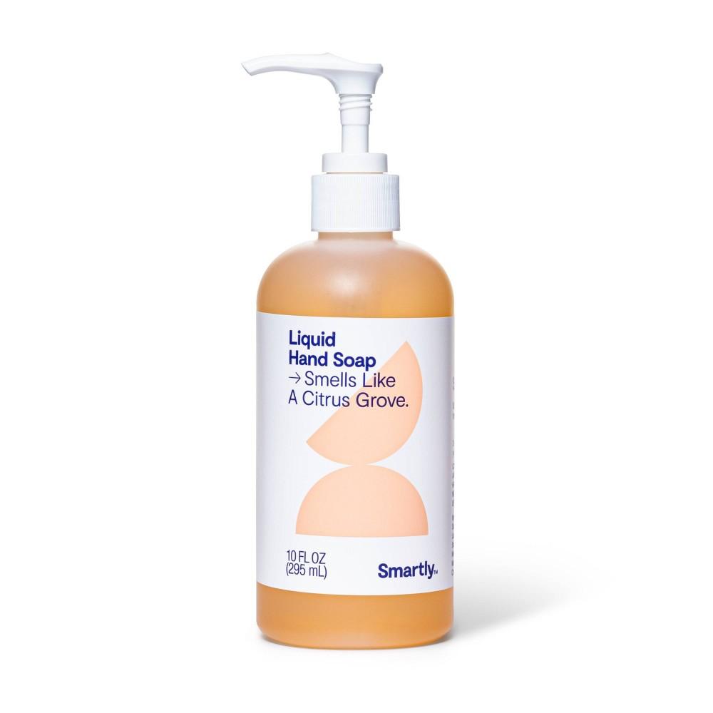 Image of Citrus Grove Liquid Hand Soap - 10 fl oz - Smartly