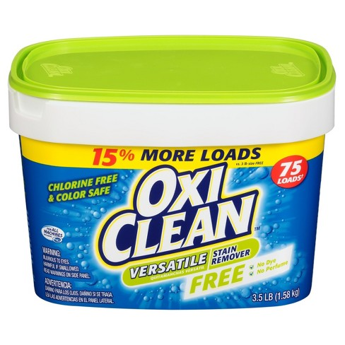 oxiclean versatile stain remover free 3 5lb target