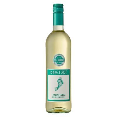 Barefoot Cellars Moscato White Wine - 750ml Bottle