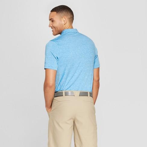 b89222434 Men's Golf Polo Shirt - C9 Champion® Active Blue XL : Target