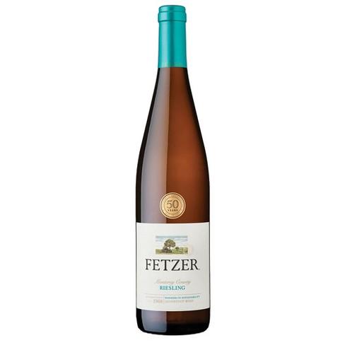 Fetzer Riesling White Wine- 750ml Bottle - image 1 of 1