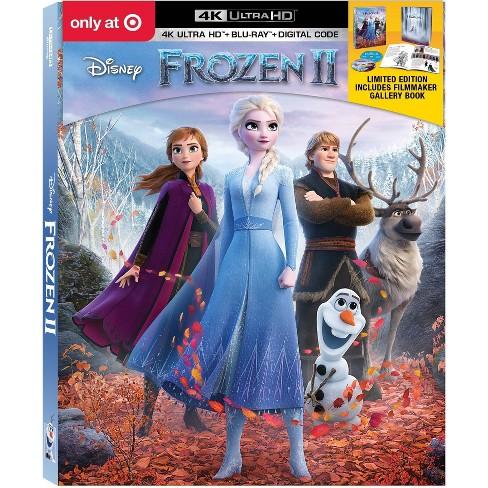 Frozen II (Target Exclusive) (4K/UHD) - image 1 of 2