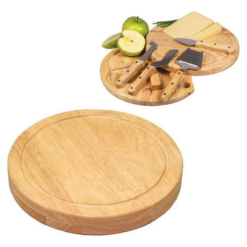 Cheese Board with Tools - image 1 of 4