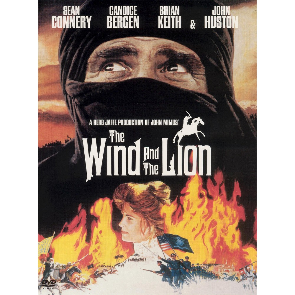 Wind And The Lion (Dvd), Movies