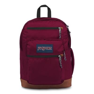"JanSport 17.5"" Cool Student Backpack - Russet Red"