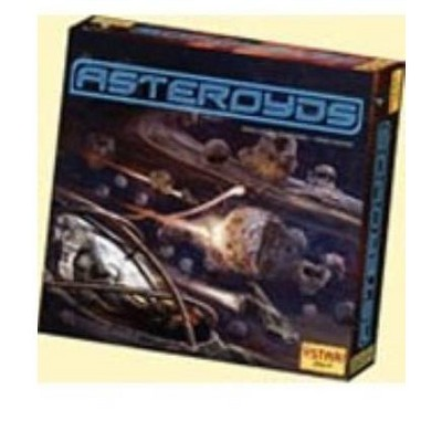 Asteroyds Board Game
