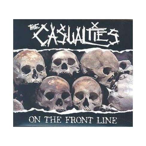 Casualties (The) - On the Front Line (CD) - image 1 of 1