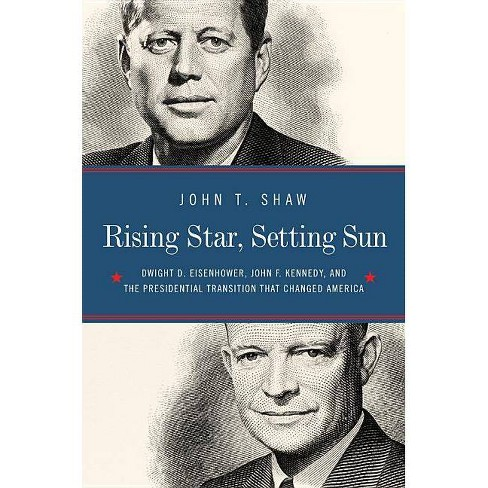 Rising Star, Setting Sun - by  John T Shaw (Hardcover) - image 1 of 1