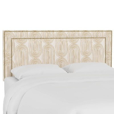 Headboard Oblong Mustard - Project 62™