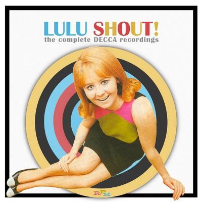 Lulu - Shout! Complete Decca Recordings (CD)