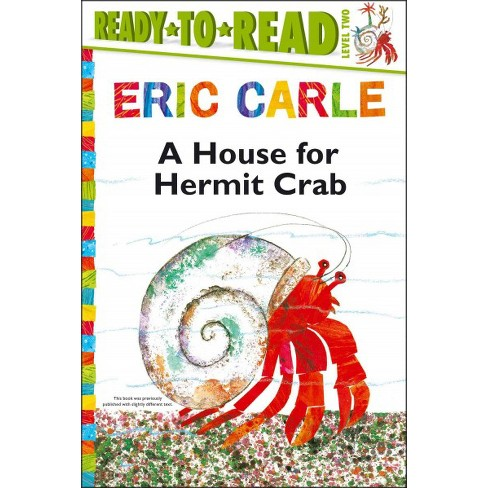 A House for Hermit Crab - (World of Eric Carle) by  Eric Carle (Paperback) - image 1 of 1