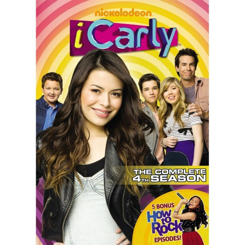 iCarly: The Complete 4th Season [2 Discs] - image 1 of 1