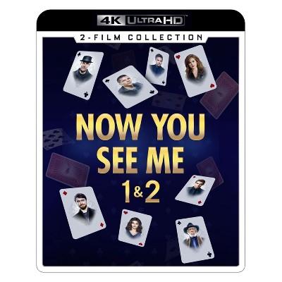 Now You See Me 1 & 2 (4K/UHD)