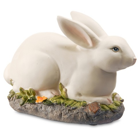 "7.5"" Resting Bunny - National Tree Company - image 1 of 1"