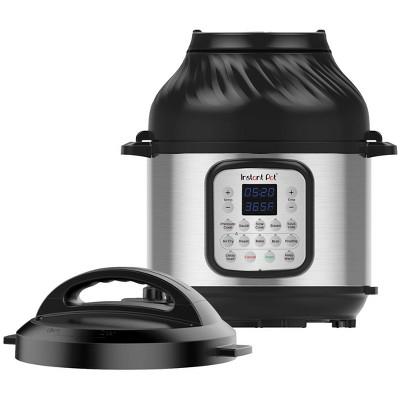 Instant Pot 6qt Crisp Combo 11-in-1 Pressure Cooker