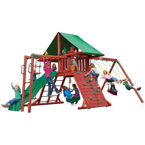 Gorilla Playsets Sun Valley Ii Swing Set Target