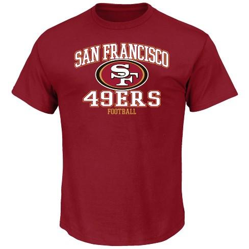 6323d2eef NFL San Francisco 49ers Men s Greatness Big   Tall T-Shirt   Target