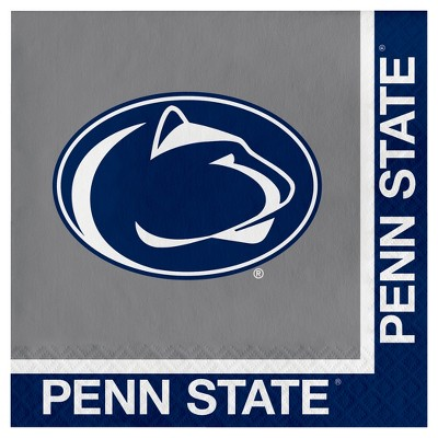 20ct Penn State Nittany Lions Napkins - NCAA