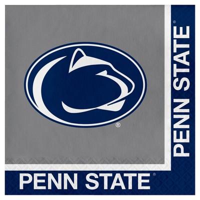 20ct Penn State Nittany Lions Napkins - NCAA