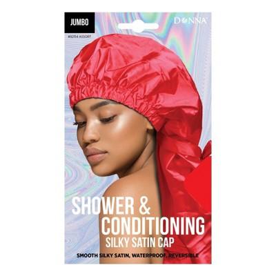 Donna Shower & Conditioning Satin Braid Cap