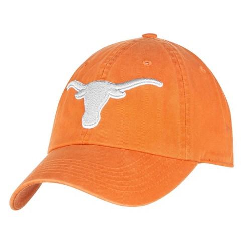 NCAA Men's Texas Longhorns Garment Washed Hat - image 1 of 2