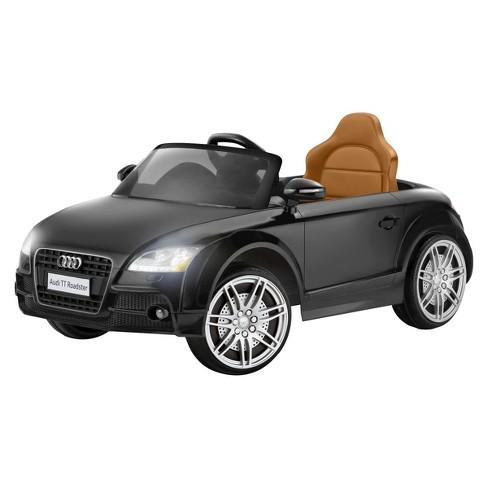Kid Trax Audi TT V Ride On Target - Audi 6v ride toy cars