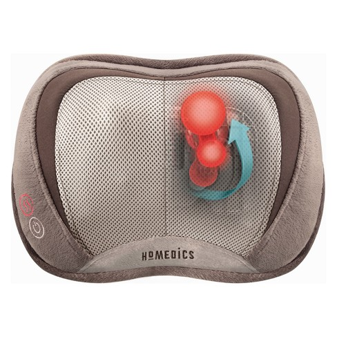 HoMedics Massage Pillow With Heat - image 1 of 4