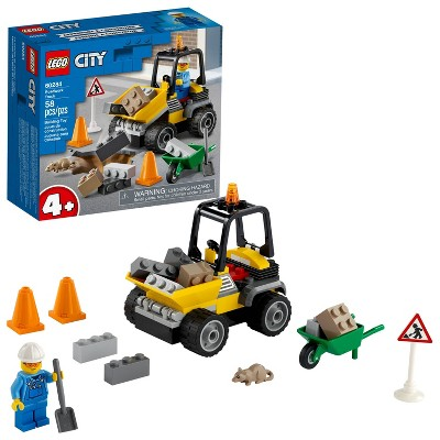 LEGO City Roadwork Truck 60284