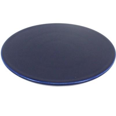 Blue Rose Polish Pottery Cobalt Trivet