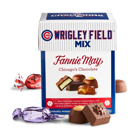 Fannie May Chicago's Chocolate Wrigley Field Mix - 7oz - image 1 of 1
