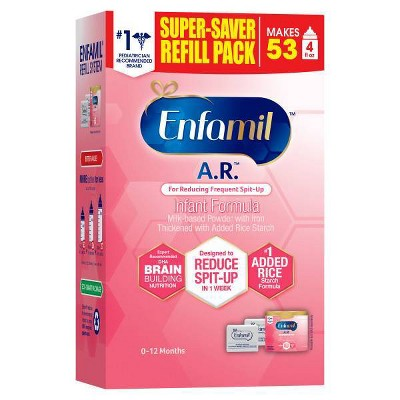 Enfamil A.R. Infant Formula Powder Refill Box - 30.4oz