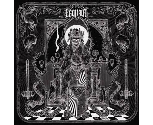 Egonaut - Omega (CD) - image 1 of 1