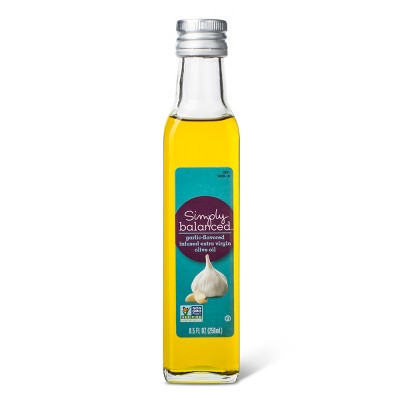 Olive Oil: Simply Balanced Garlic Infused