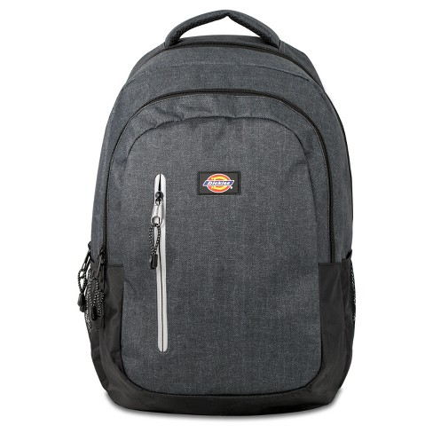 "Dickies 19"" Geyser Backpack - Charcoal Heather - image 1 of 3"