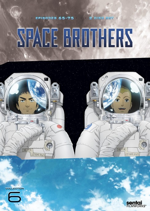 Space brothers:Collection 6 (DVD) - image 1 of 1