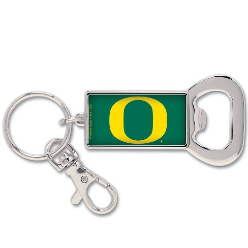 NCAA Oregon Ducks Lanyard Bottle Opener Keychain - image 1 of 1