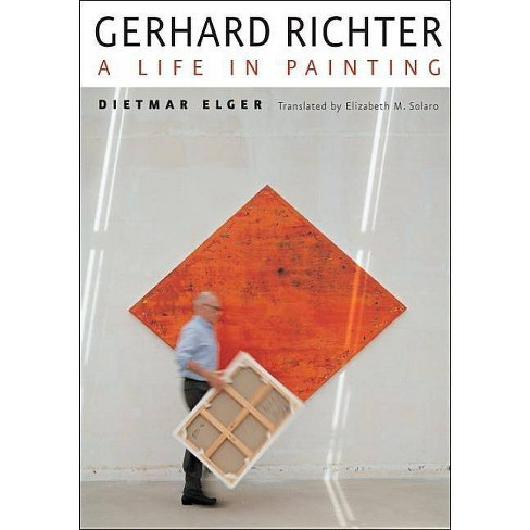 Gerhard Richter - by  Dietmar Elger (Hardcover) - image 1 of 1