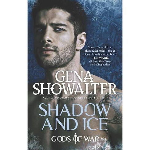 Shadow and Ice -  (Hqn) by Gena Showalter (Paperback) - image 1 of 1