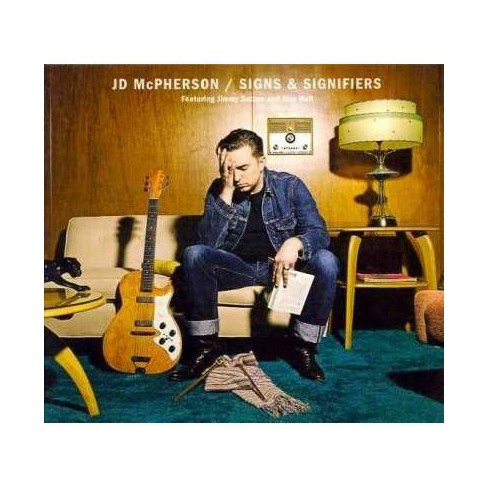 J. D. McPherson - Signs & Signifiers (CD) - image 1 of 1