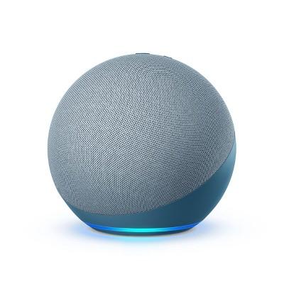 Amazon Echo (4th Gen)- Smart Home Hub with Alexa - Twilight Blue
