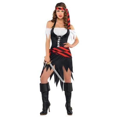 Adult Rogue Maiden Halloween Costume