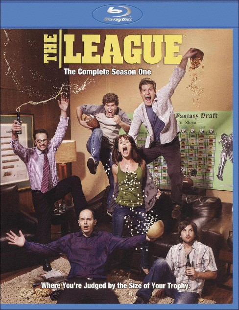 League:Season 1 (Blu-ray) - image 1 of 1