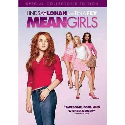 Mean Girls (2017 Release)  (DVD)