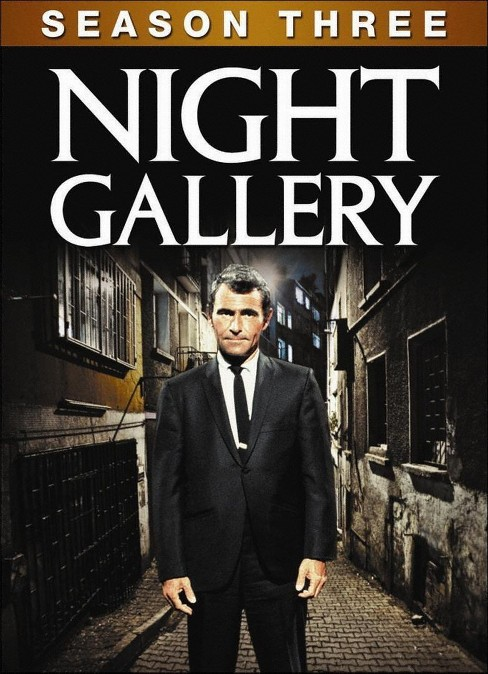 Night gallery:Complete third season (DVD) - image 1 of 1