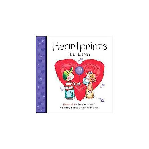 Heartprints - by  P K Hallinan (Board_book) - image 1 of 1