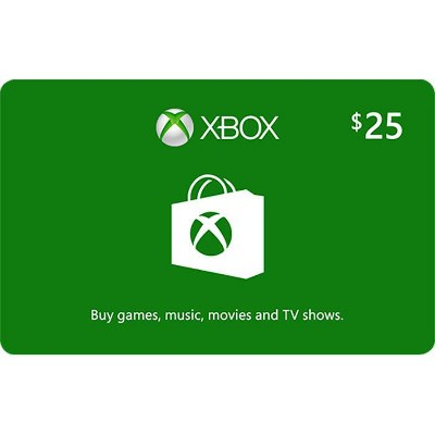 Xbox One Card (Digital)