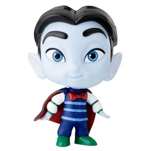 """Netflix Super Monsters Drac Shadows Collectible 4"""" Figure - image 1 of 2"""