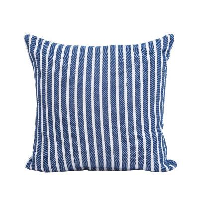 carol & frank Bengal Stripe Pillow
