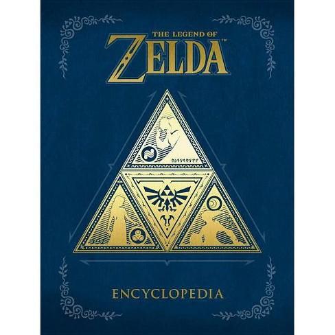 Legend of Zelda Encyclopedia (Hardcover) (Nintendo) - image 1 of 1
